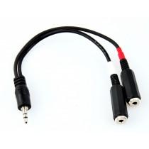 Mikrophon-Splitter
